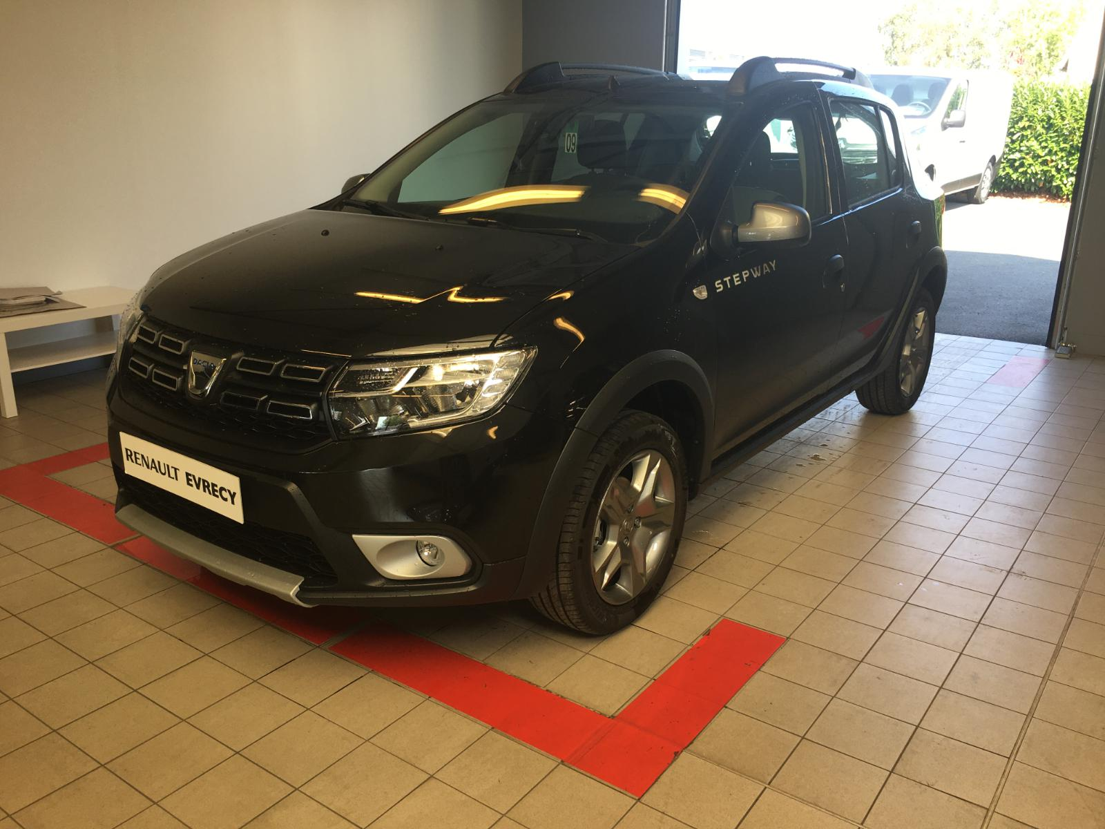 DACIA SANDERO SANDERO TC100 Stepway PLUS essence