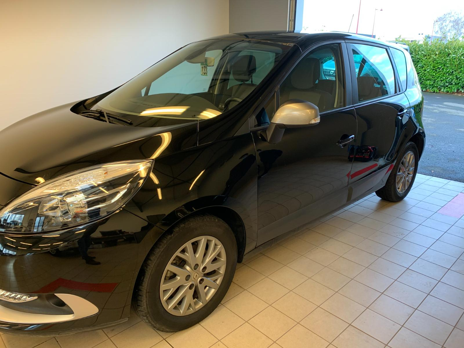 Renault SCENIC III  DCI110FAP ECO2 LIMITED diesel